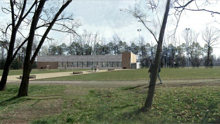 Extension restructuration du lycée H. Nessel-2004 : 16-HN-02
