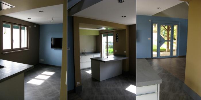 rénovation et aménagement Contemporain complet d'une partie d'une maison : jerome_striby_limonblue_architecture_interieure_design_lyon2