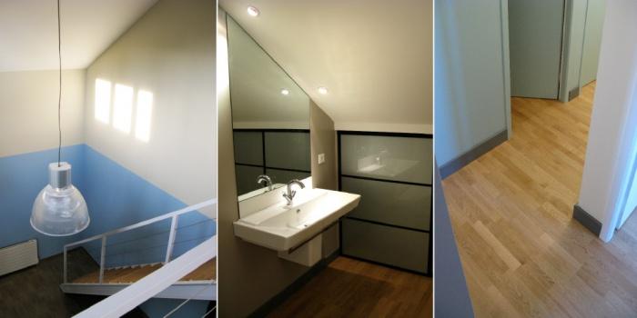 rénovation et aménagement Contemporain complet d'une partie d'une maison : jerome_striby_limonblue_architecture_interieure_design_lyon6
