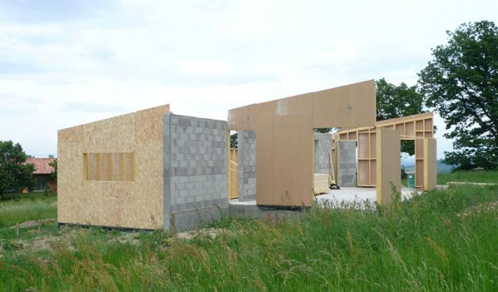 Maison bois bioclimatique / Basse énergie : 15_maison bois bioclimatique.JPG