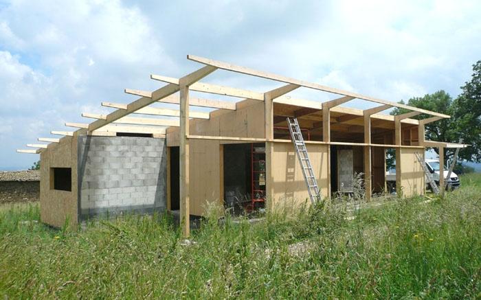 Maison bois bioclimatique / Basse énergie : 16_maison bois bioclimatique