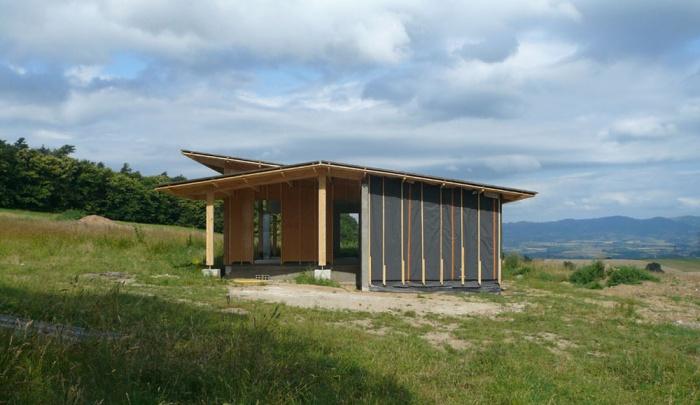 Maison bois bioclimatique / Basse énergie : 19_maison bois bioclimatique