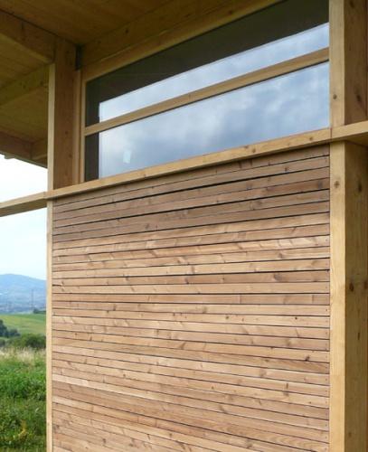 Maison bois bioclimatique / Basse énergie : 23_maison bois bioclimatique.JPG