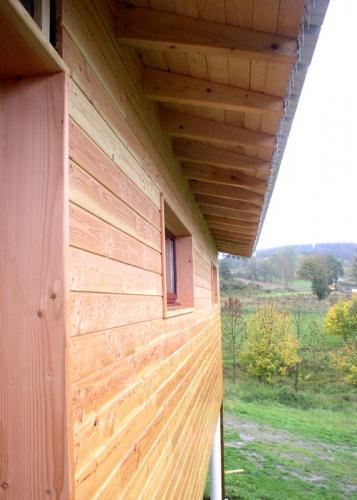 Maison bois sur pilotis : 15_Maison sur pilotis_chantier.JPG