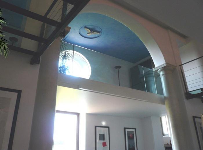 Appartement dans une chapelle
