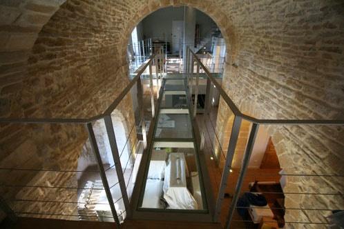 Rénovation d'une ancienne Chapelle du 12e : maison-chapelle-2