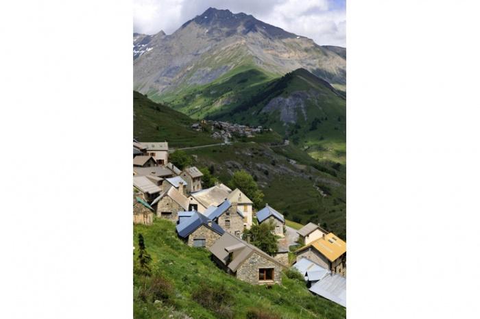 Réhabilitation d'une ferme d'alpage : 2005-09-cuel-DAA2333