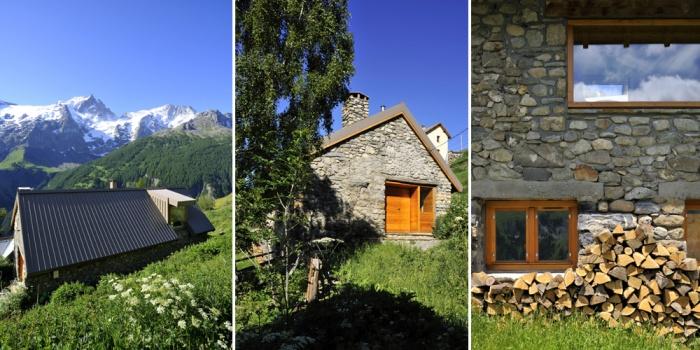 Réhabilitation d'une ferme d'alpage : 2005-09-cuel-triptik