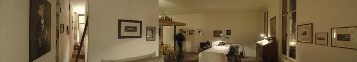 Restructuration d'un appartement ancien : 2001-02-durieux_phot pano2