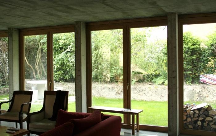 Restructuration et extension d'un pavillon de 1930 : 2008-04-dubois_Photo 144