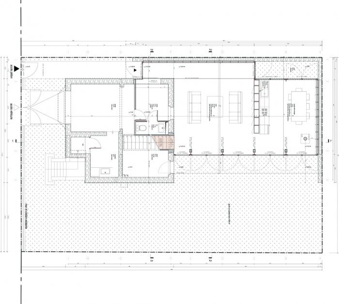 Restructuration et extension d'un pavillon de 1930 : 2008-04-dubois_plan