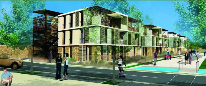 64 logements HQE
