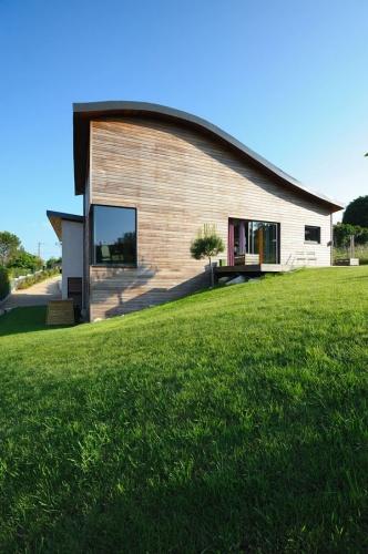 Maison contemporaine bois & béton : 22_VANE