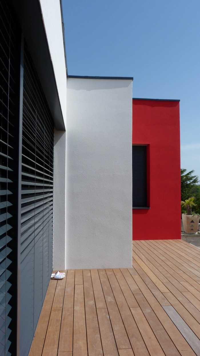 La villa St Maurice : maison7 rt2012