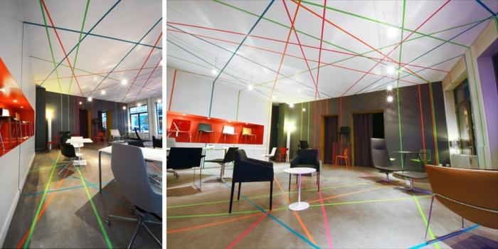 Scénographie Design Tour : Photomontage DesignTour
