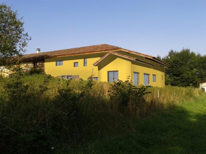 Reconversion d'une grange en logement