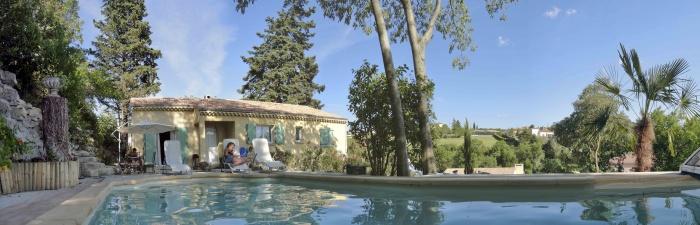 Rénovation et aménagement paysagé : Ibie piscine