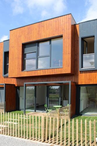 Le Clos des Arts - 14 Maisons en bande : 001-18 Varennes24