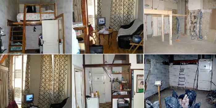 Démolition / rénovation contemporaine / réorganisation d'un appartement : image_projet_mini_9300