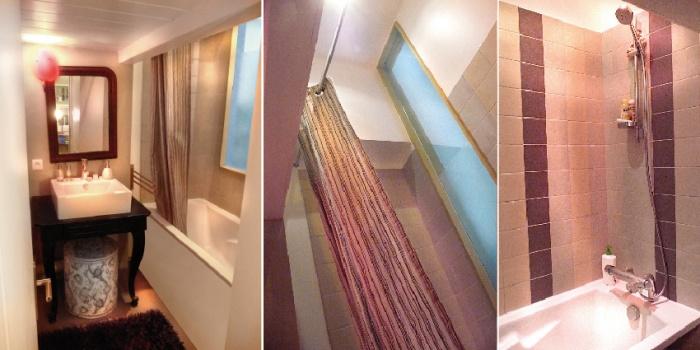 Démolition / rénovation contemporaine / réorganisation d'un appartement : projet_lieu5