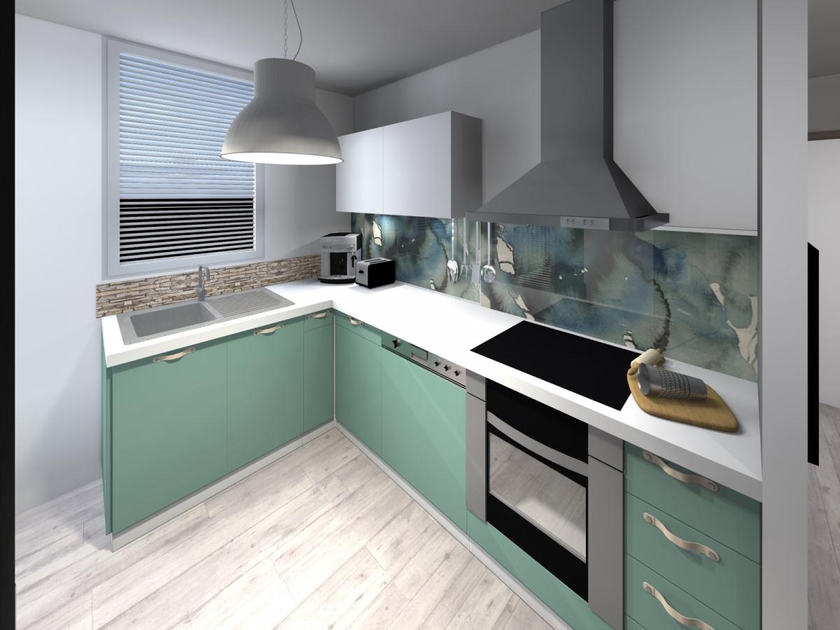 Rénovation d'un appartement de 65m² : 16-cuisine 2